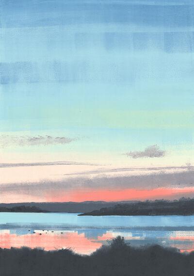 Rachel Burgess, 'Icy Dawn', 2018