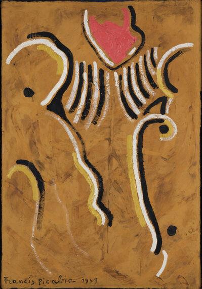 Francis Picabia, 'Je Me Demande', 1949