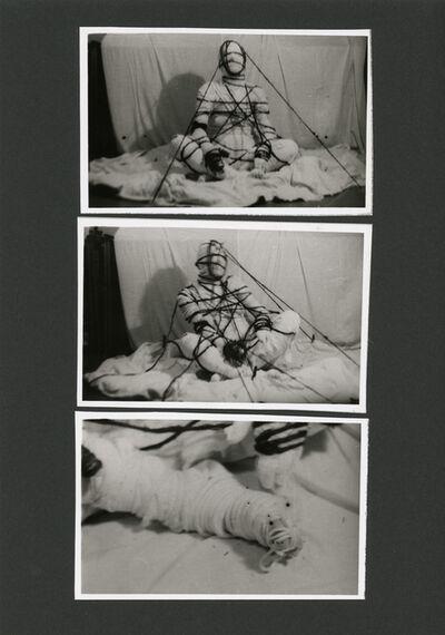 Lia Perjovschi, 'Annulment', 1989