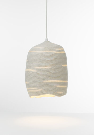 "Doug Johnston, '""Ukai"" hanging lamp', 2014"