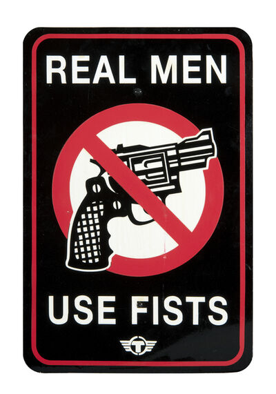 TrustoCorp, 'Real 15Men Use Fists', 2012