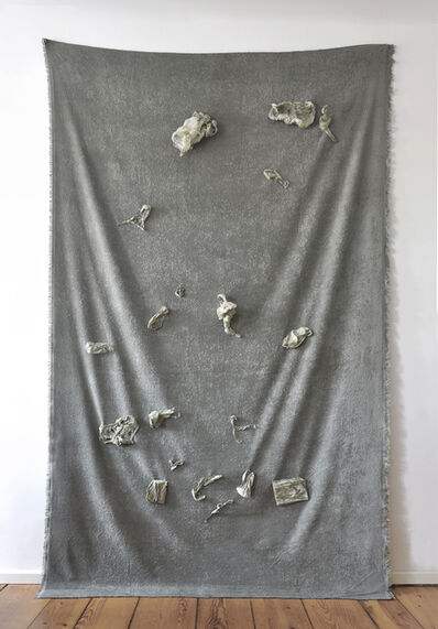 Nuria Fuster, 'Plastic Diseases', 2018
