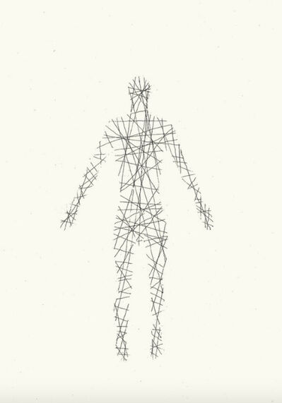 Antony Gormley, 'Loose', 2016