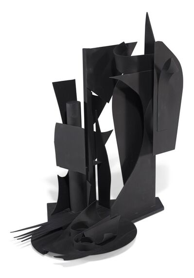 Louise Nevelson, 'Maquette for Sun Disc/Moon Shadow V', 1976-1979