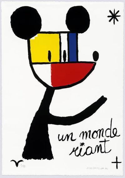 Jean-Charles de Castelbajac, 'Un monde riant', 2017