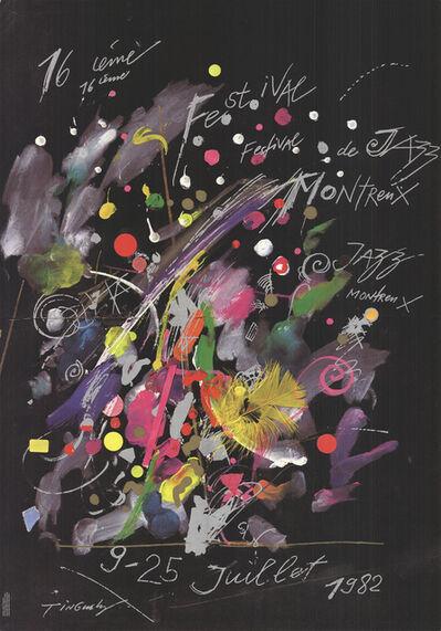 Jean Tinguely, 'Montreux Jazz Festival', 1982