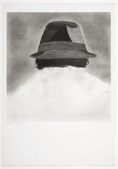 Eduardo Arroyo, 'Eduardo in Berlin', 1975