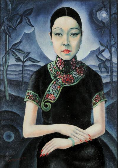 Herbert Gurschner, 'Chinese Lady', ca. 1932