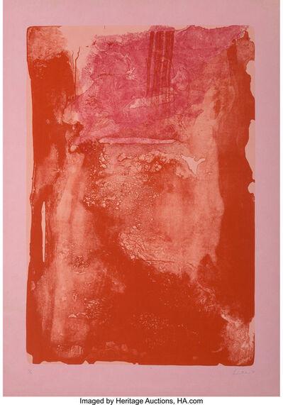 Helen Frankenthaler, 'Divertimento', 1983