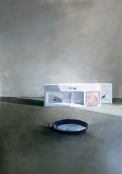 Jenny Brillhart, 'Serving Tray and Sink Form', 2021
