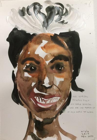 Tawan Wattuya, 'Miss Senegal ', 2019