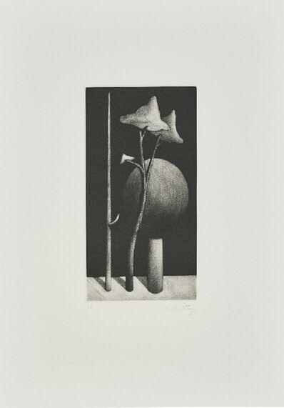 Nicolas Party, 'Three Trees', 2016