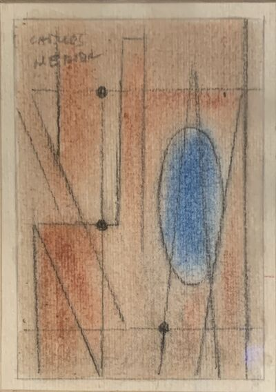 Carlos Merida, 'Untitled', 1960-1975