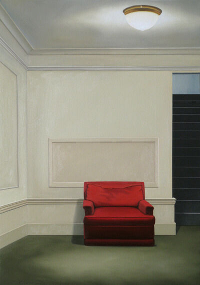 Matt Condron, 'After Hours Foyer', 2012