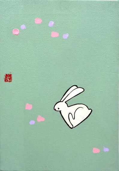 Poesy Liang, 'Running Rabbit', 2014