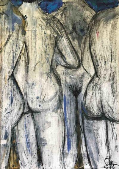 Toma Stenko, 'Four Women', 2018