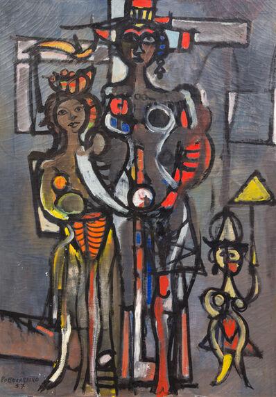 René Portocarrero, 'Figuras de Camparsa', 1957