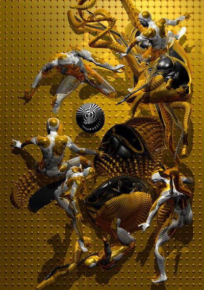 Konstantin Khudyakov, 'Fly Hunting', 2015