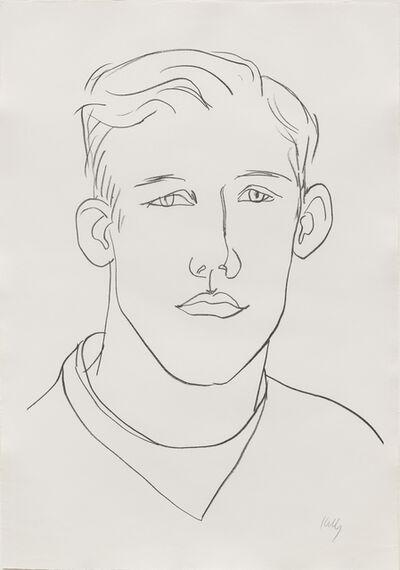 Ellsworth Kelly, 'David', 1964