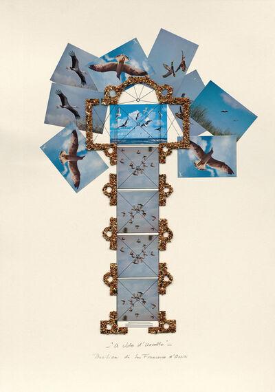 Marinus Boezem, 'A Volo d'Uccello, Basilica di San Francesco d'Assisi', 2010
