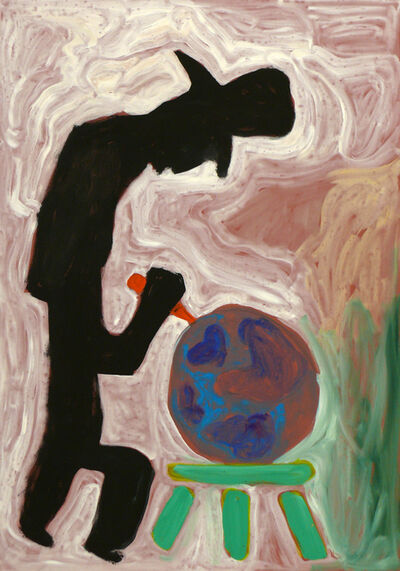 Saint Clair Cemin, 'Um dos Mata Mundi', 2010