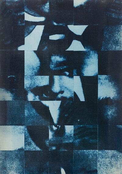 Bruno Di Bello, 'Variazione su Paul Klee', 1969