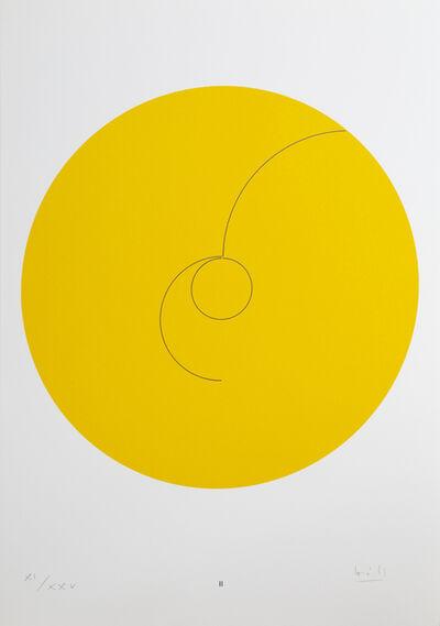 Max Bill, 'Constellations II', 1974