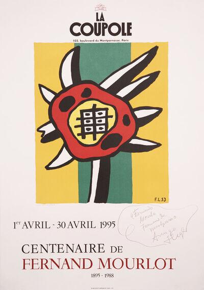 Fernand Léger, 'Centenaire de Fernand Mourlot', 1995