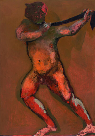 Niyaz Najafov, 'Morning (Ties)', 2012