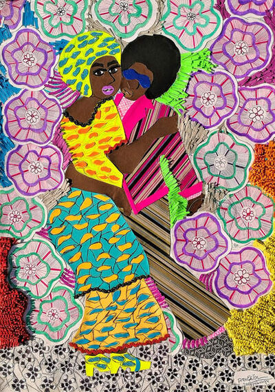 Franklin Mbungu Wabonga, 'Mon amour ', 2019