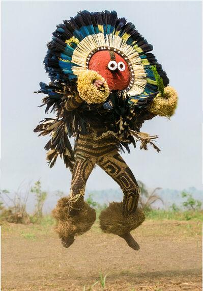 Carol Beckwith and Angela Fisher, 'Pende Kitenga Mask, Gungu, DR Congo', 2014
