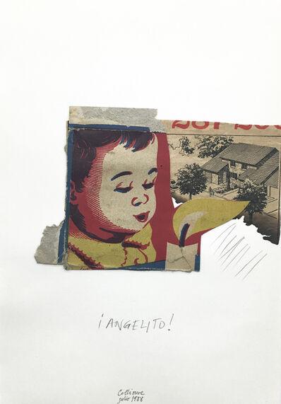 Carlos Pazos, 'S/T (¡ANGELITO!)', 1988