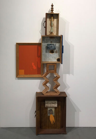 Alison Pebworth, 'Untitled 13, Small Wall Installation', 2018