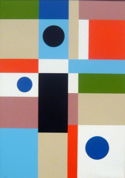 Youri JELTOV, 'jardin II', 2004