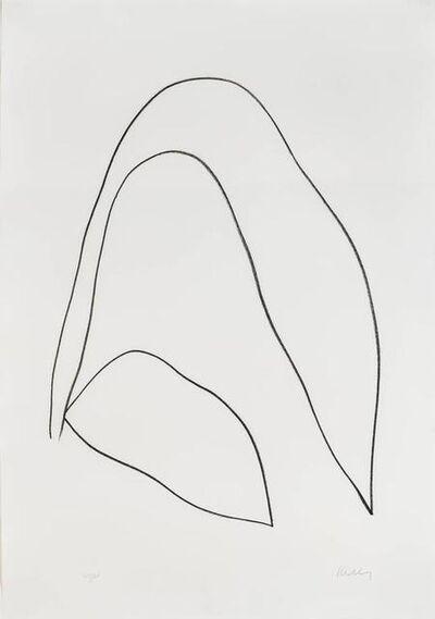 Ellsworth Kelly, 'Leaves', 1965
