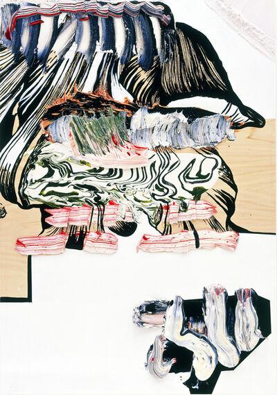 Pia Fries, 'Grax', 2006