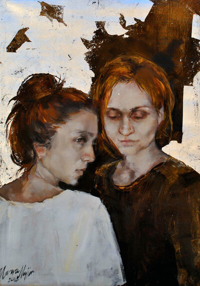 Marwa Najjar, 'Mother & Daughter', 2014