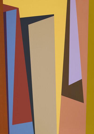Karl Benjamin, '#1, 1987', 1987