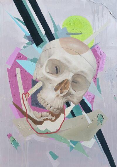 Luca Bartoli, 'Skull', 2020