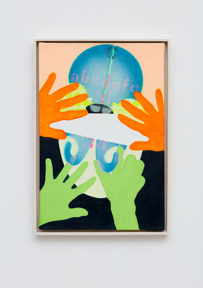 Kiki Kogelnik, 'Untitled (Still Life with Hands and Skull)', ca. 1964