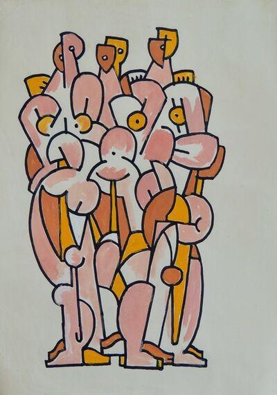 Henk Zweerus, 'No title', ca. 1975