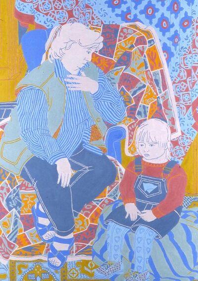 Norman Gilbert, 'Grandchild', 1998