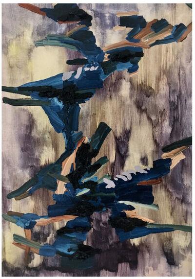 Alice Kemp, 'Negative Space in a Garden in Belgravia', 2019