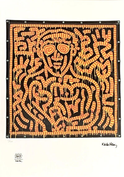 Keith Haring, 'Untitled', ca. 1985