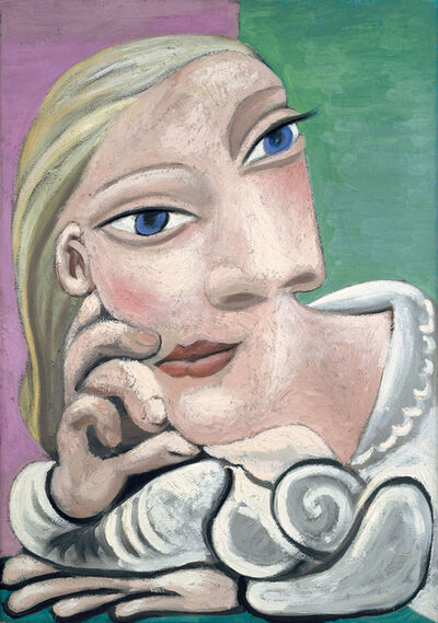 Pablo Picasso, 'Marie-Thérèse accoudée', 1939