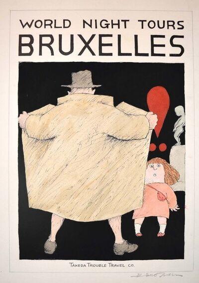 Hideo Takeda, 'BRUXELLES', 2012