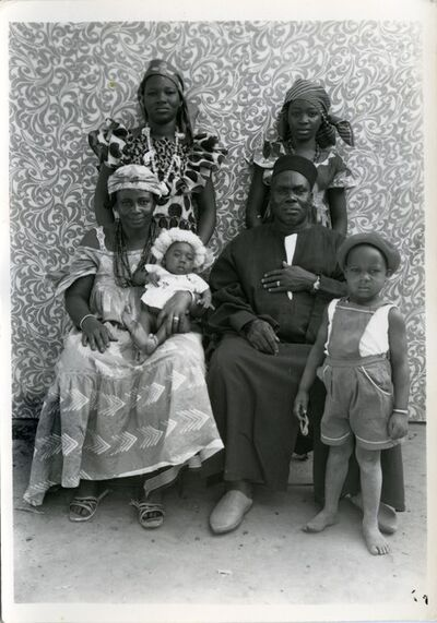 Seydou Keïta, 'Untitled'