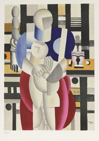 Fernand Léger, 'La Femme et l'Enfant, after Fernand Leger', 1921