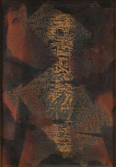Corrado Cagli, 'Lo gnorri', 1955