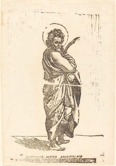 Jacques Stella, 'Saint Bartholomew'